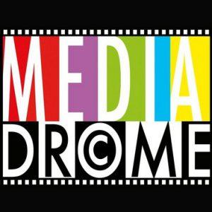 Logo Mediadrome